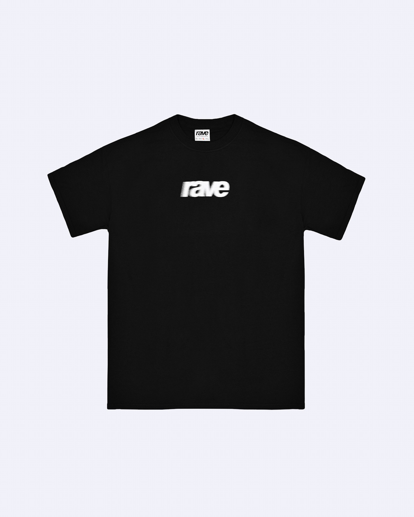 Blurry Logo Tee