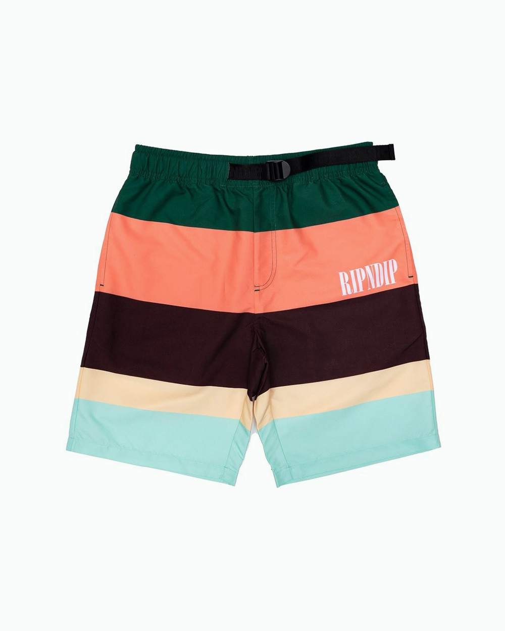 Chromatic Belt Shorts