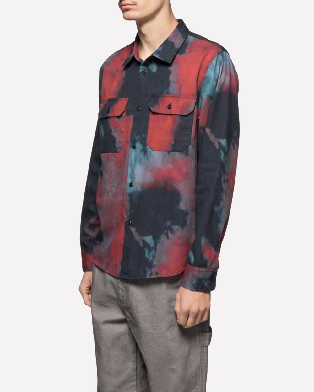 Dark Dye Work Shirt