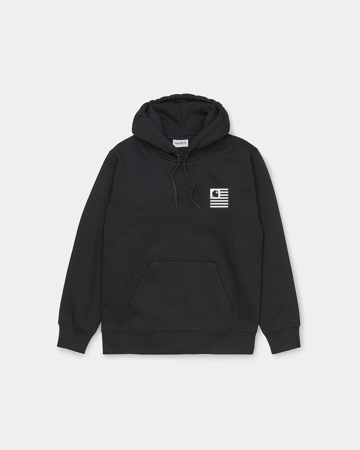 Hooded Waving State Flag Sweat