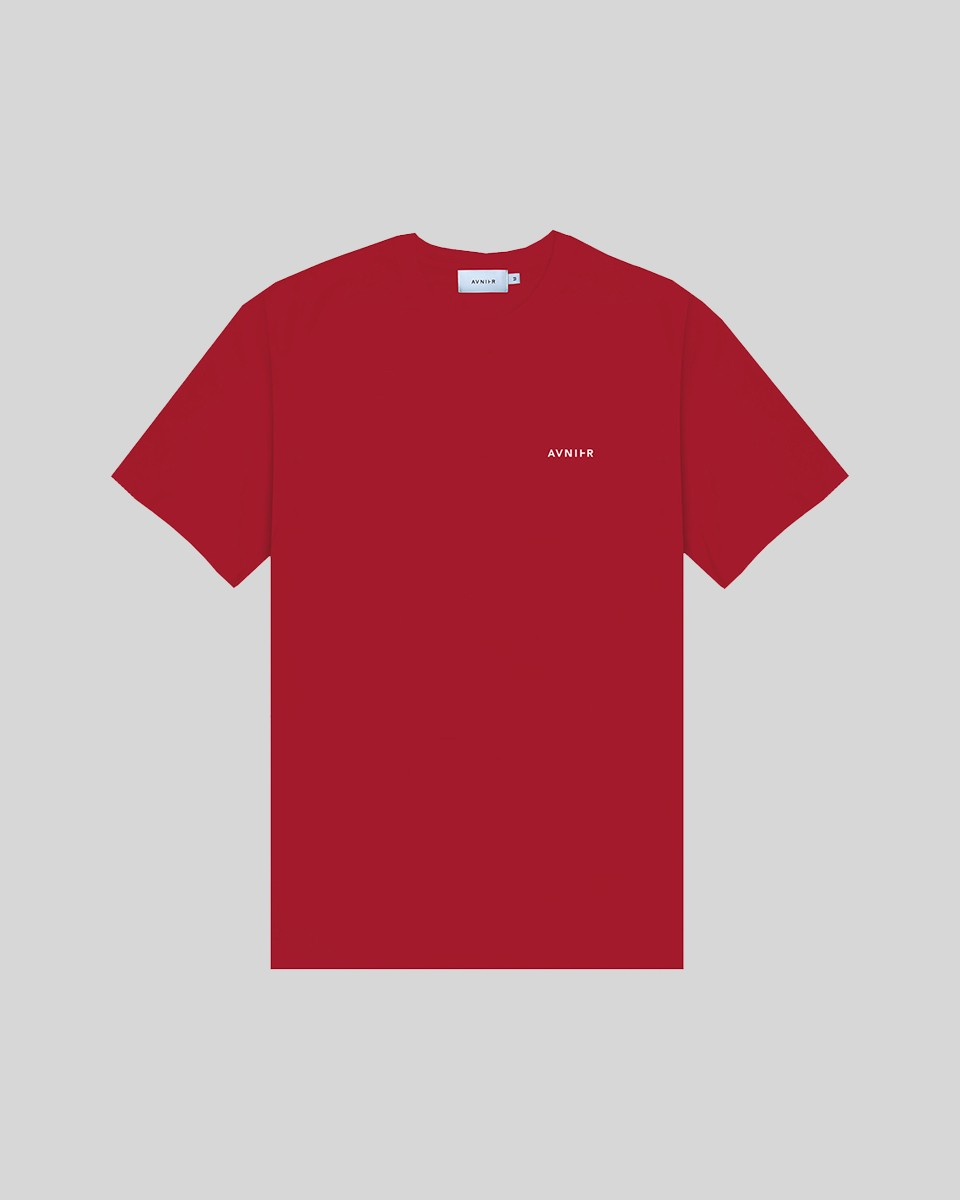 T-shirt Source Red Vertical