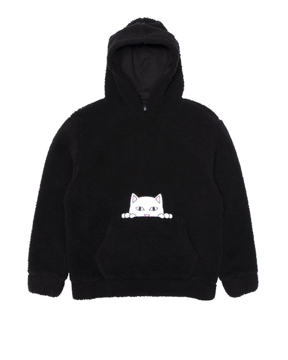 Invisible Sherpa Camo Hoodie